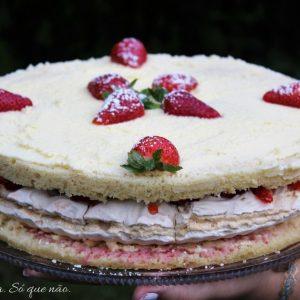 Um Naked Cake em 3, 2, 1...